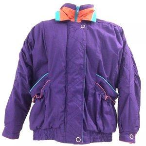Vtg 80s/90s Puffy Ski Jacket